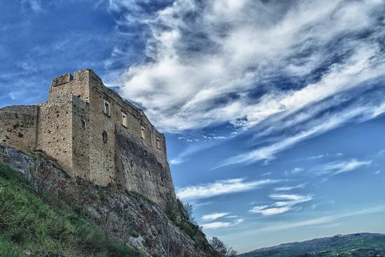Castello d'Evoli - Castropignano (1602 clic)