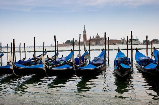 Gondole - Venezia (1392 clic)