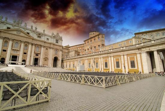 Basilica di San Pietro - Roma (925 clic)