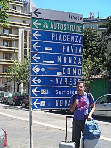Un Siciliano a Milano (2354 clic)