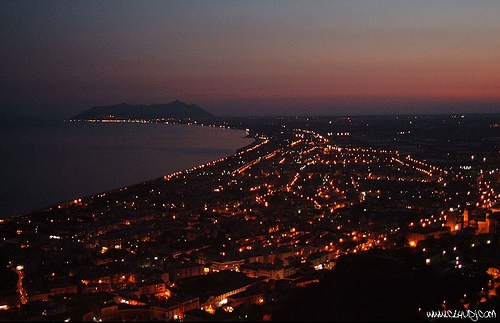 Terracina by Night (9607 clic)