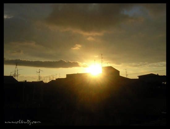 Tramonto - Terracina (2336 clic)