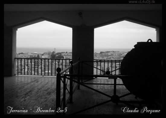 Terracina dal Comune (2378 clic)
