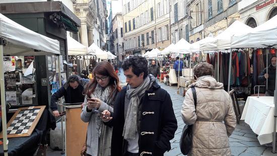 I giovani e internet - Genova (471 clic)