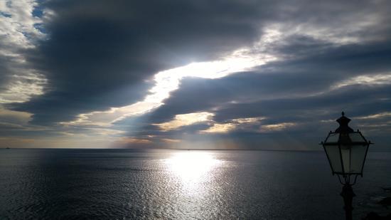 Cielo meraviglioso - Bogliasco (826 clic)