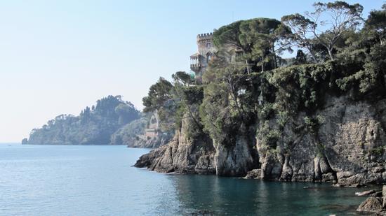 Il castello di Paraggi - Portofino (778 clic)