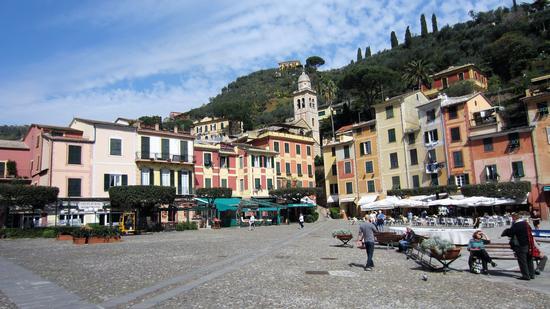 La piazzetta di Portofino (439 clic)