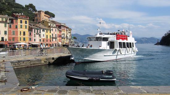 Viaggio in vaporetto - Portofino (786 clic)