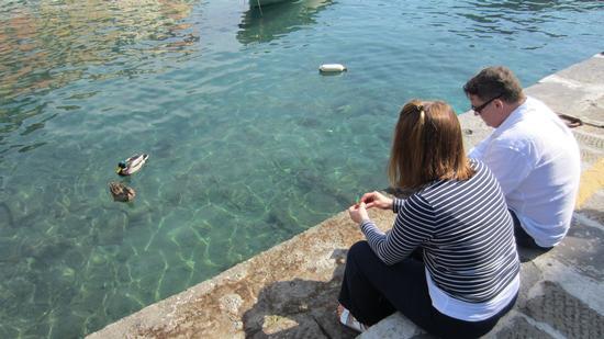 Turisti a Portofino (985 clic)