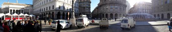 Piazza De Ferrari - Genova (344 clic)