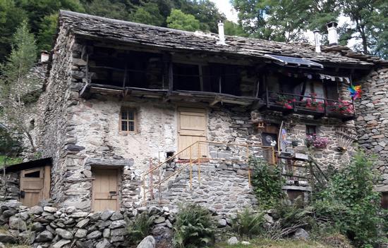 Casolare di Rosei - Piedicavallo (432 clic)