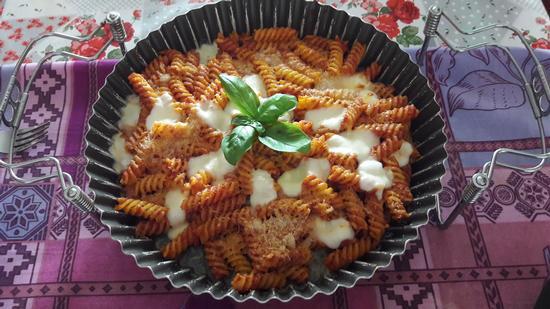 Pasta alla sorrentina - Bogliasco (1079 clic)