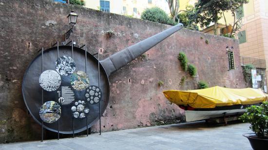 Per la sagra del pesce a Camogli (834 clic)