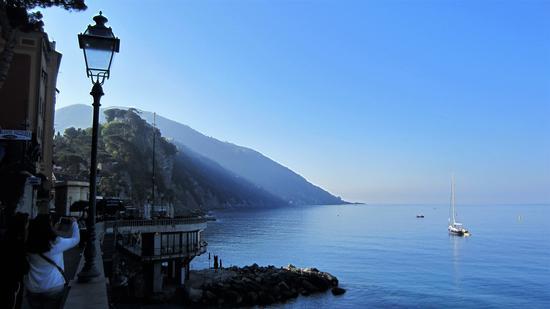 Veduta di Punta Chiappa - Camogli (678 clic)