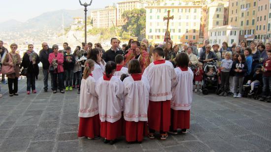 Festività della Domenica delle Palme a Camogli (831 clic)