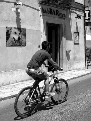 lo sguardo di Italo - Scicli (1446 clic)