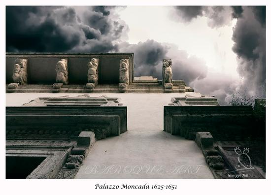 Palazzo Moncada - Caltanissetta (403 clic)