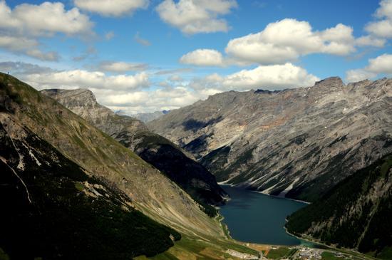 Lago di Livigno (1096 clic)