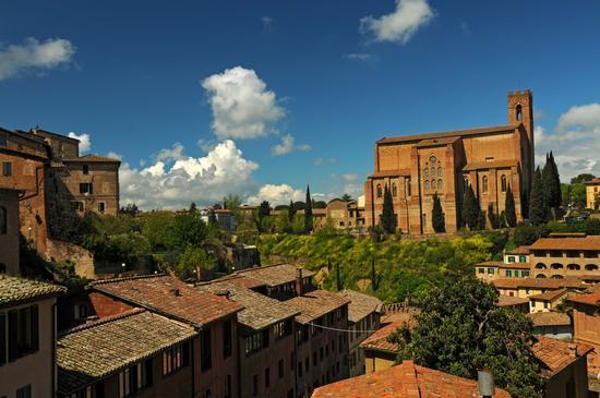 San Domenico - Siena (1027 clic)