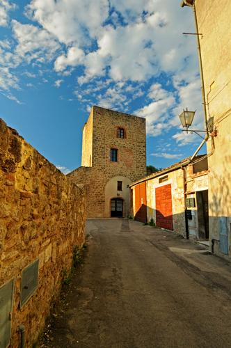 Torre di Giordano - Asciano (5017 clic)