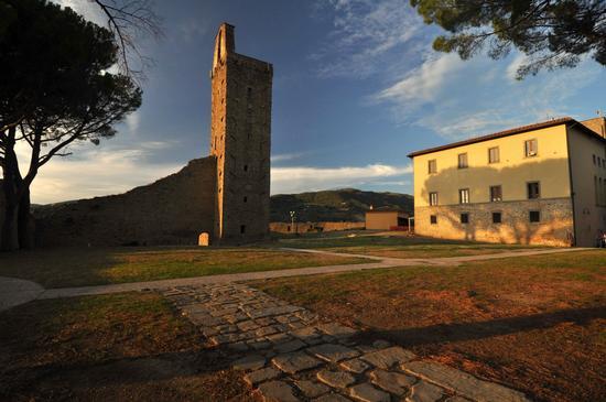 Piazzetta del Cassero - CASTIGLION FIORENTINO - inserita il 17-Jul-13