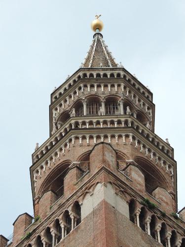Il particolare del Torrazzo - Cremona (1251 clic)
