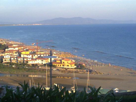 La spiaggia di Castiglione - Castiglione della pescaia (951 clic)