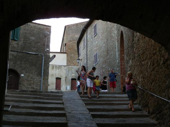 Il borgo di Castiglione - Castiglione della pescaia (897 clic)