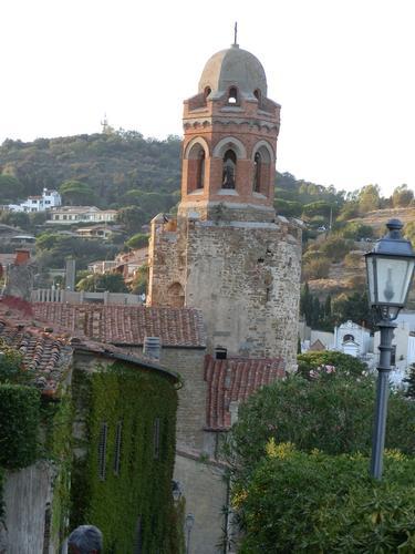 La pieve di San Giovanni Battista - Castiglione della pescaia (867 clic)