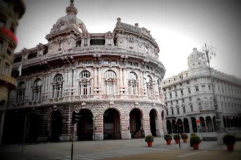 Piazza De Ferrari - Genova (2720 clic)