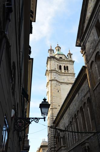 La Torre della cattedrale San Lorenzo - Genova (981 clic)