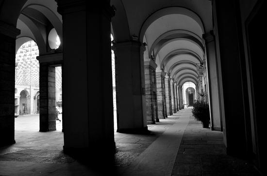 Torino , gli archi  (583 clic)