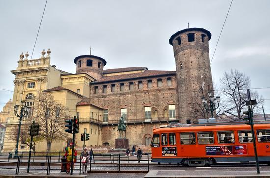 Palazzo Madama in HDR - Torino (882 clic)