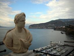Veduta panoramica di Sorrento (3251 clic)