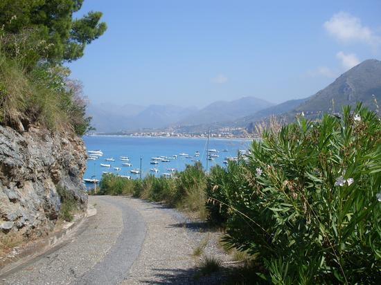 Vista dalL'Isola di Dino - Praia a mare (1056 clic)