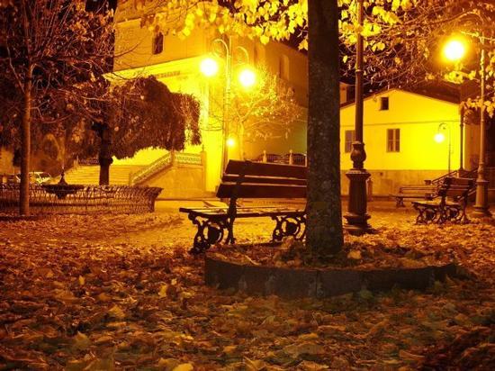 Mormanno - Sera d'autunno (2105 clic)