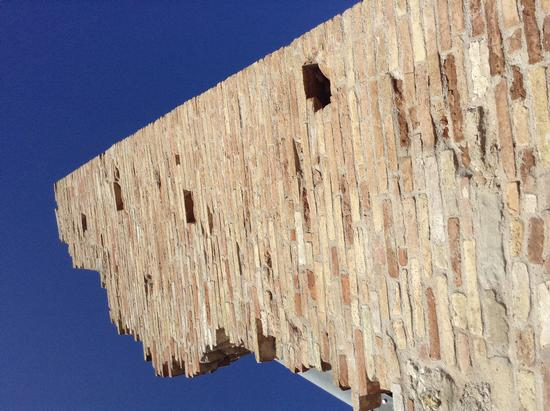 Marche, Ascoli Piceno, Cupra Marittima, castello di S. Andrea (1093 clic)