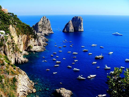 Panorama di Capri  (1220 clic)