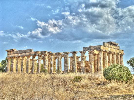 Antichità  - Selinunte (2118 clic)