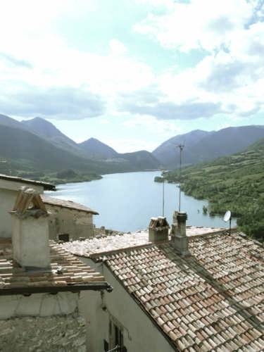 Lago - Barrea (2918 clic)