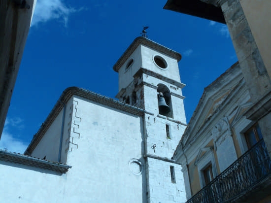Campanile - Barrea (2701 clic)