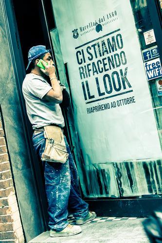Ci Stiamo Rifacendo il Look !!!! - Milano (858 clic)