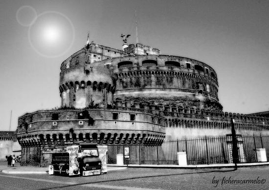 Castel Santangelo,Roma... (1027 clic)