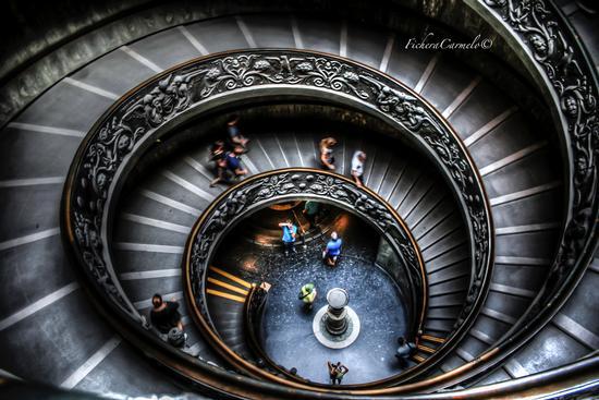 Roma Musei Vaticani - San pietro (1040 clic)