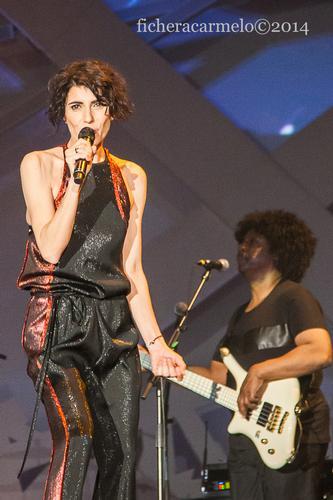 Giorgia in concerto, Assago 2014 (1028 clic)