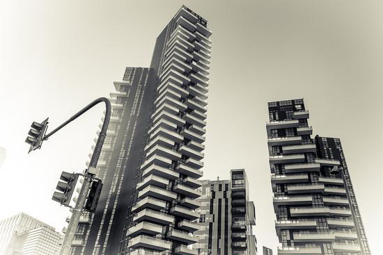P.zza Gae Aulenti - Milano (1083 clic)