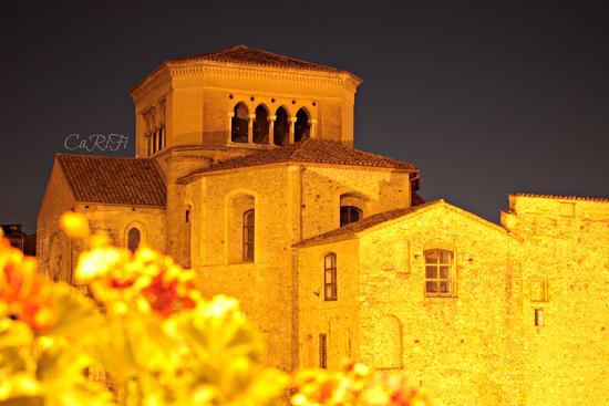 Cattedrale - volumi esterni - Cosenza (1178 clic)