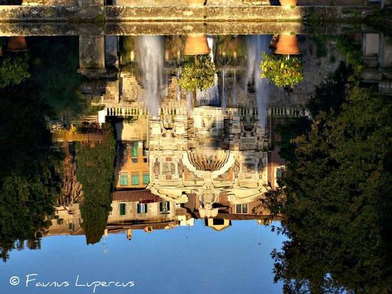 Villa d'Este - Tivoli (3182 clic)