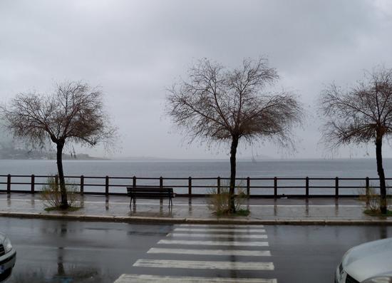 Mare d'inverno - SFERRACAVALLO - inserita il 09-Jul-13