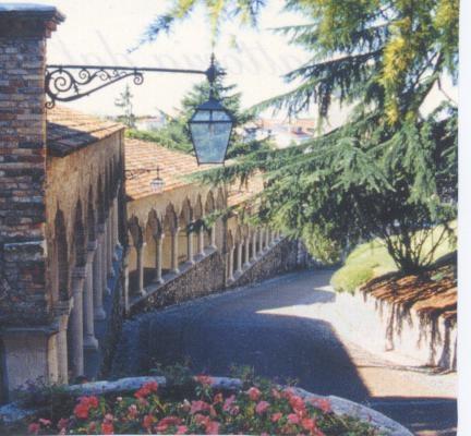scendendo dal castello di Udine (4828 clic)